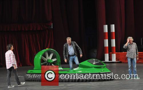 Jeremy Clarkson, Richard Hammond and James May 4