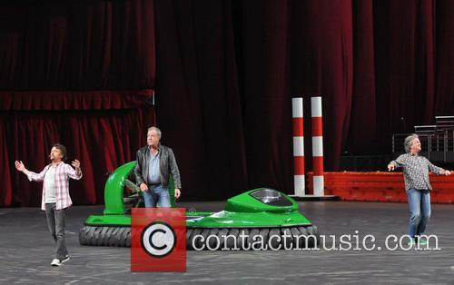 Jeremy Clarkson, Richard Hammond and James May 5