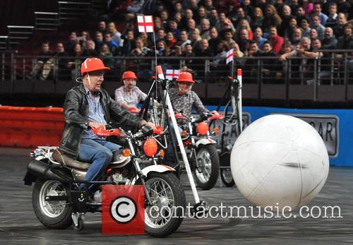 Jeremy Clarkson, Richard Hammond and James May 1