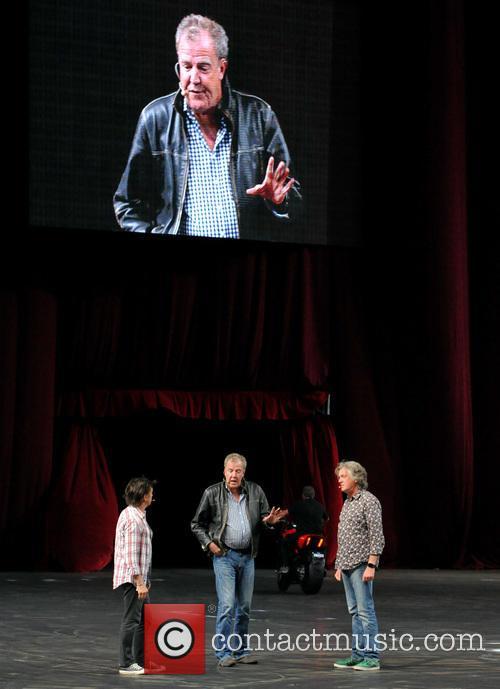 Jeremy Clarkson, Richard Hammond and James May 10
