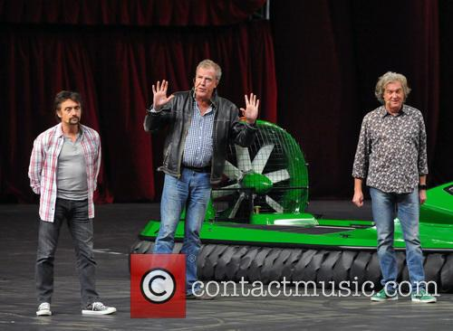 Jeremy Clarkson, Richard Hammond and James May 11