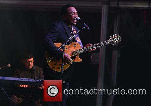 George Benson performs at Greenwich Music Time