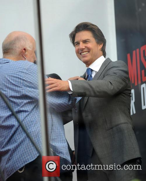 'Mission: Impossible - Rogue Nation' - UK special...