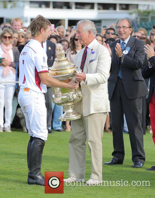 James Beim and Charles Prince Of Wales 3