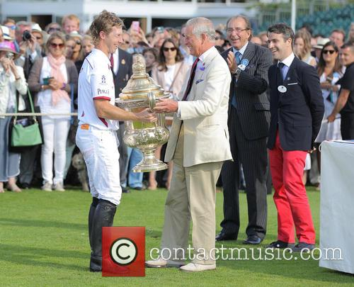 James Beim and Charles Prince Of Wales 1