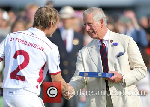 Mark Tomlinson and Charles Prince Of Wales 4