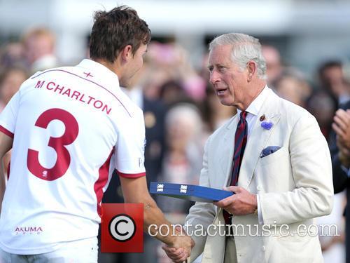 Max Charlton and Charles Prince Of Wales 1