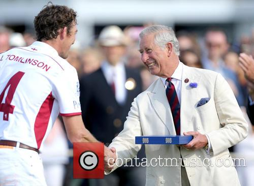Luke Tomlinson and Charles Prince Of Wales 5