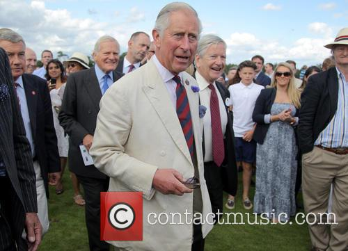 Prince Charles and Guards 3
