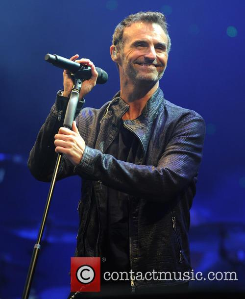 Marti Pellow and Wet Wet Wet 7
