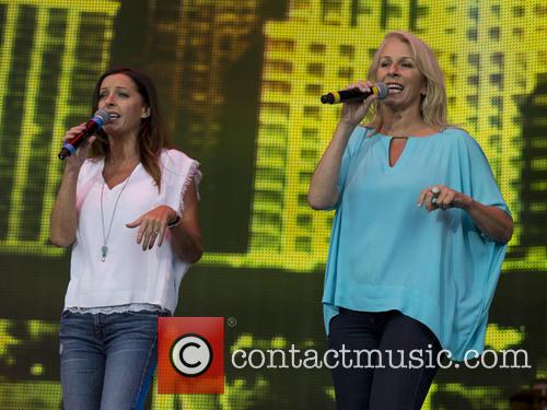 Sara Dallin, Keren Woodward and Bananarama 4