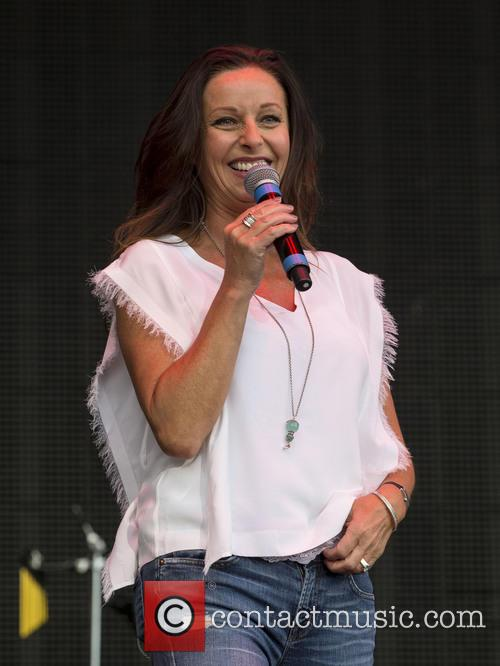 Keren Woodward and Bananarama 5