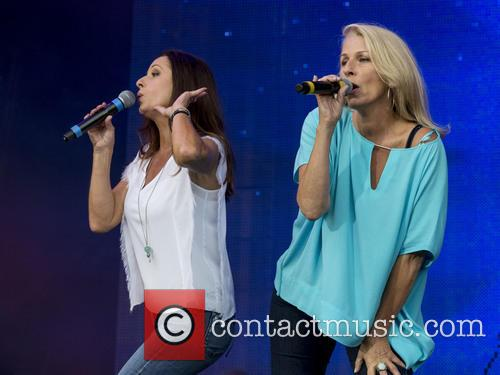 Sara Dallin, Keren Woodward and Bananarama 9