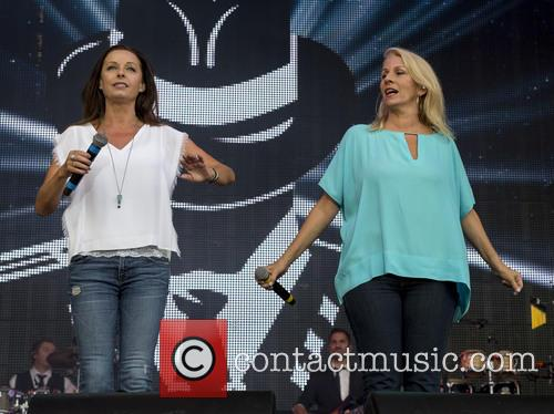 Sara Dallin, Keren Woodward and Bananarama 10