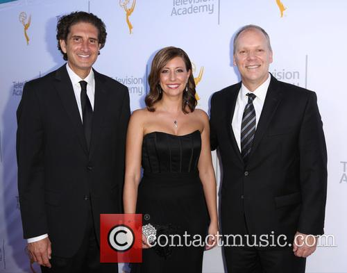 David Nazar, Brenda Brkusic and Andy Russell 1