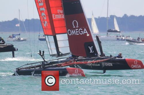 Emirates Team New Zealand 1