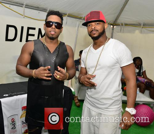 Bobby V and Xavier Lewis 2