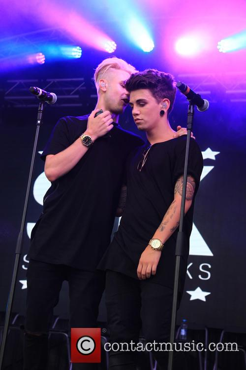 Casey Johnson and Jake Sims 6