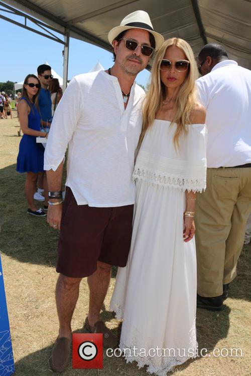 Rodger Berman and Rachel Zoe 2