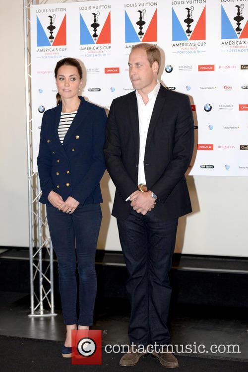 Catherine, Duchess Of Cambridge, Prince William, Duke Of Cambridge and Kate Middleton 2