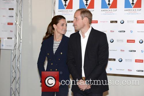 Catherine, Duchess Of Cambridge, Prince William, Duke Of Cambridge and Kate Middleton 3