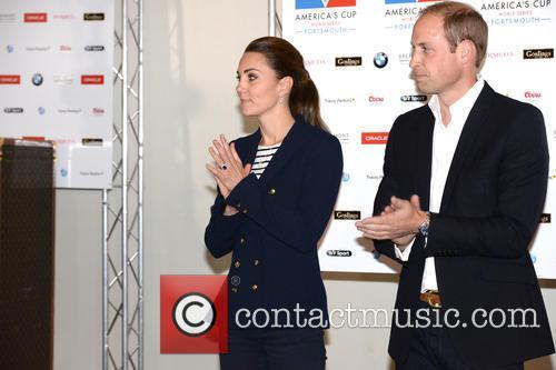Catherine, Duchess Of Cambridge, Prince William, Duke Of Cambridge and Kate Middleton 4