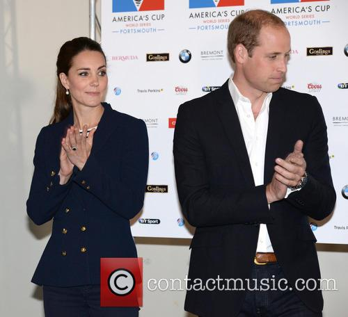 Catherine, Duchess Of Cambridge, Prince William, Duke Of Cambridge and Kate Middleton 5