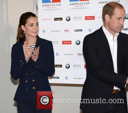 Catherine, Duchess Of Cambridge, Prince William, Duke Of Cambridge and Kate Middleton 6