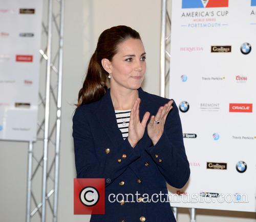 Catherine, Duchess Of Cambridge, Prince William, Duke Of Cambridge and Kate Middleton 9