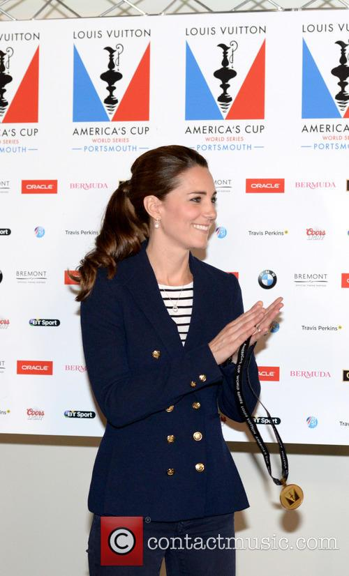 Catherine, Duchess Of Cambridge, Prince William, Duke Of Cambridge and Kate Middleton 10