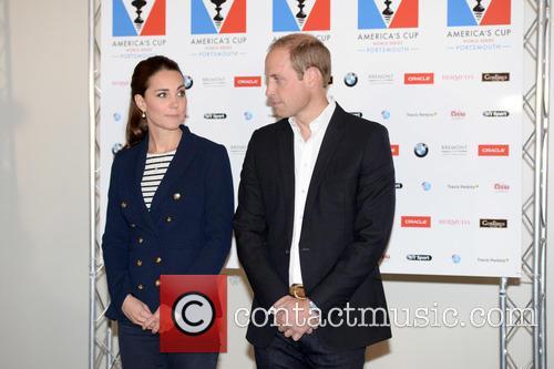 Catherine, Duchess Of Cambridge, Prince William, Duke Of Cambridge and Kate Middleton 1