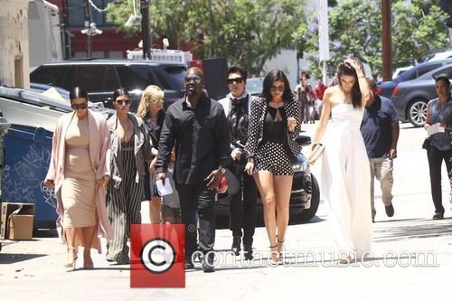 Kim Kardashian, Khloe Kardashian, Kris Jenner, Kendal Jenner and Kylie Jenner 5