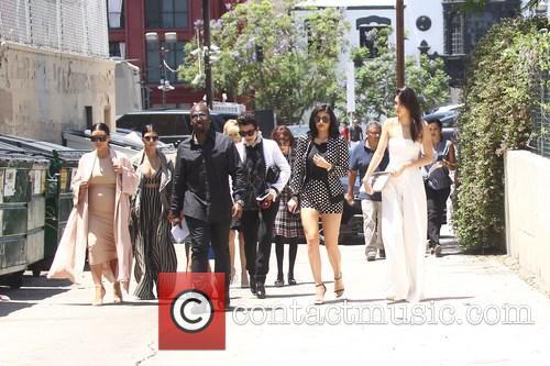 Kim Kardashian, Khloe Kardashian, Kris Jenner, Kendal Jenner and Kylie Jenner 8