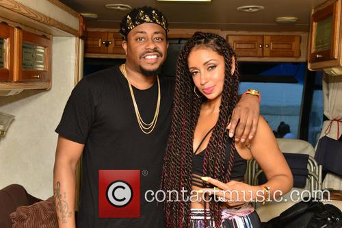 Raheem Devaughn, R&b Singer Mya and Mýa Harrison 3