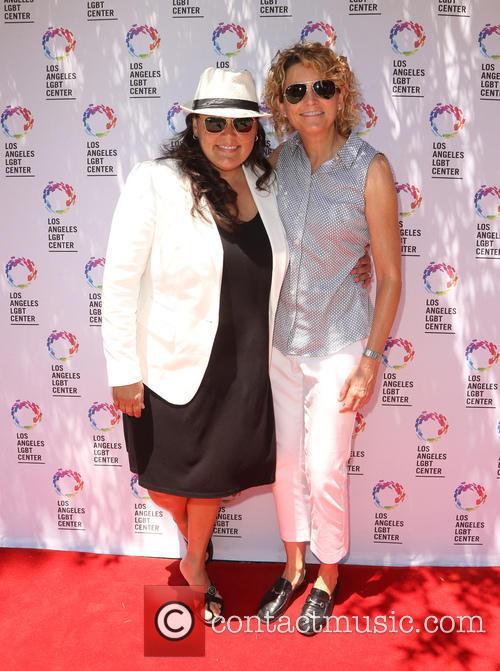 Annie Goto and Kelly Lynch 2