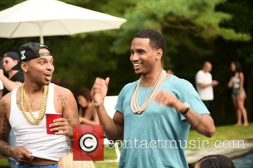 J.r. and Trey Songz 2