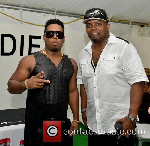 Bobby V and Glenn Jones 2
