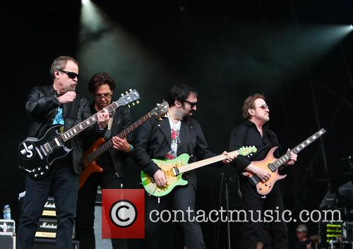 Eric Bloom, Kasim Sulton, Richie Castellano and Donald Roeser 4