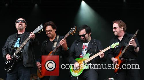 Eric Bloom, Kasim Sulton, Richie Castellano and Donald Roeser 6