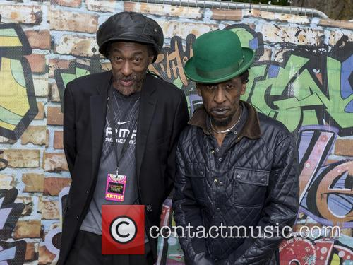 Angus Gaye and Tony Robinson 11