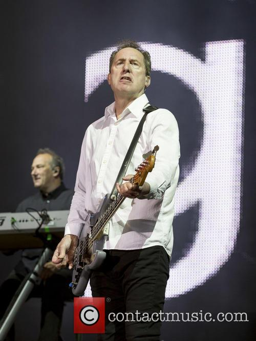Andy Mccluskey and Omd 2