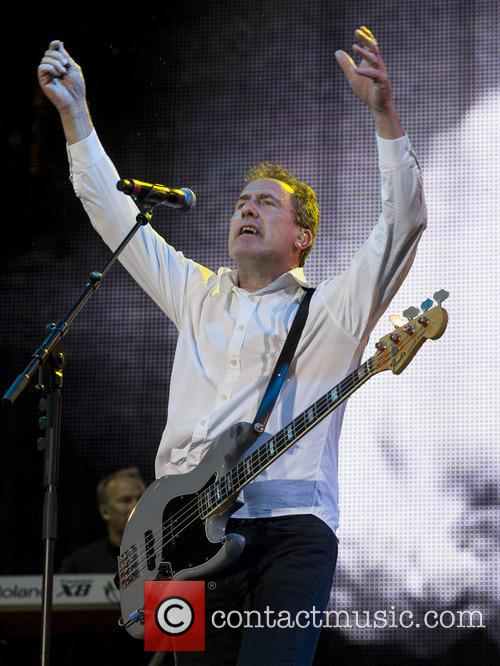 Andy Mccluskey and Omd 11