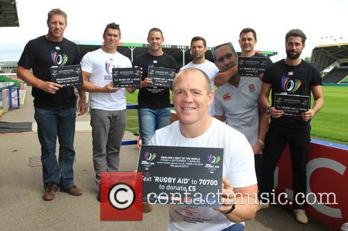 Mike Tindall, Matt Johnson, Harry Judd and Rav Wilding 10