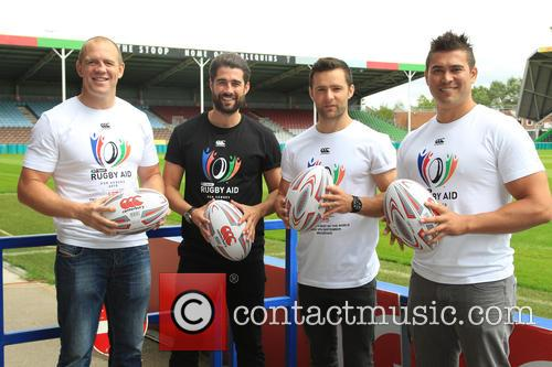 RUGBY AID for heroes 2015