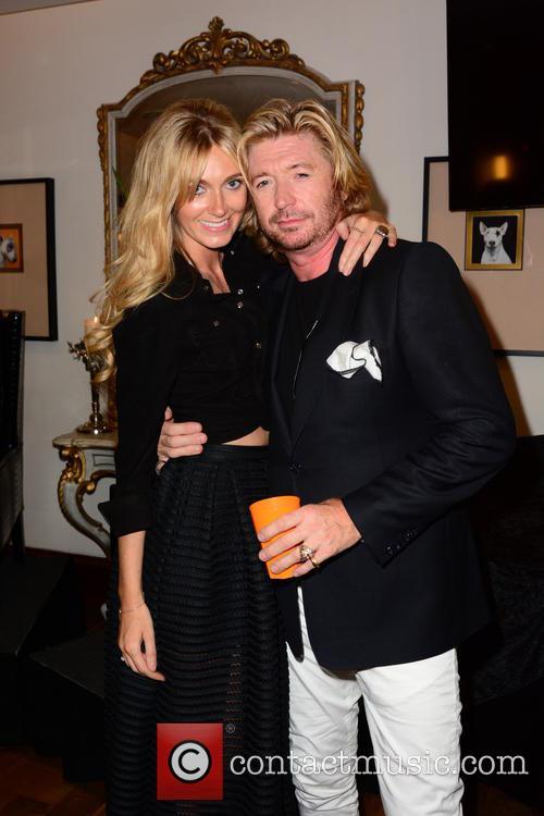 Kelly Simpkin and Nicky Clarke 2