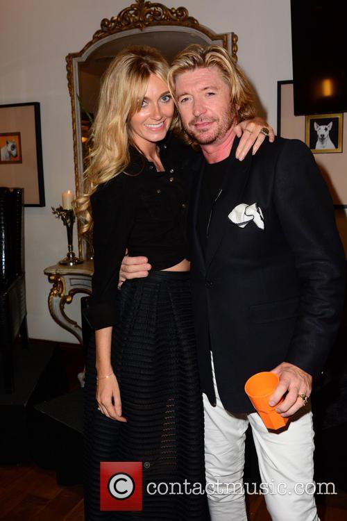 Kelly Simpkin and Nicky Clarke 3