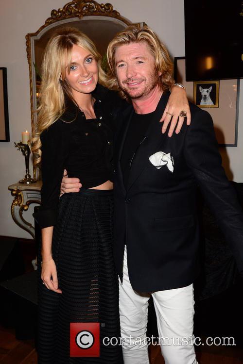 Kelly Simpkin and Nicky Clarke 4