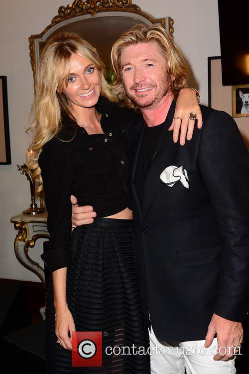 Kelly Simpkin and Nicky Clarke 6
