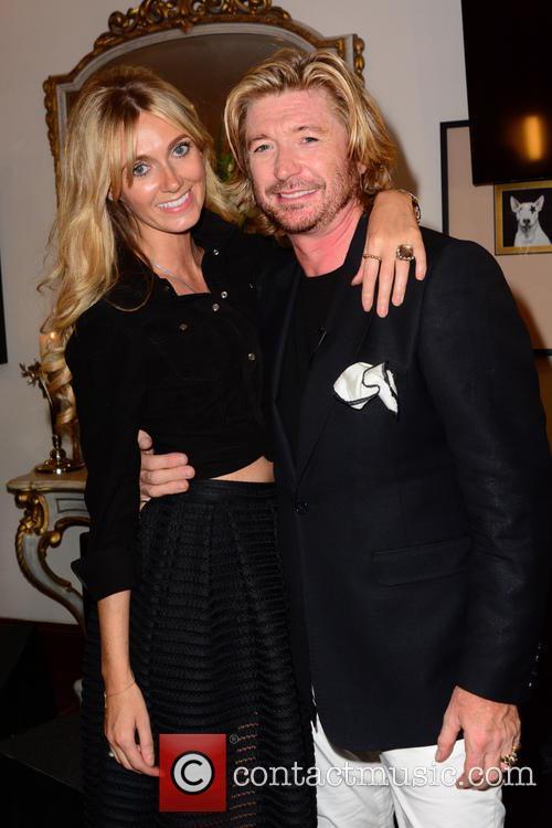 Kelly Simpkin and Nicky Clarke 1
