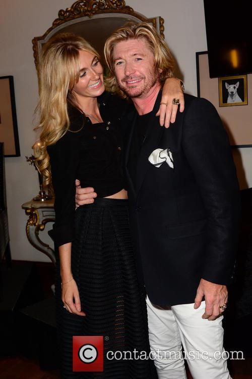 Kelly Simpkin and Nicky Clarke 8